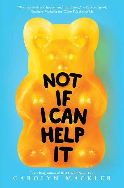 Cover of Not If I Can Help It