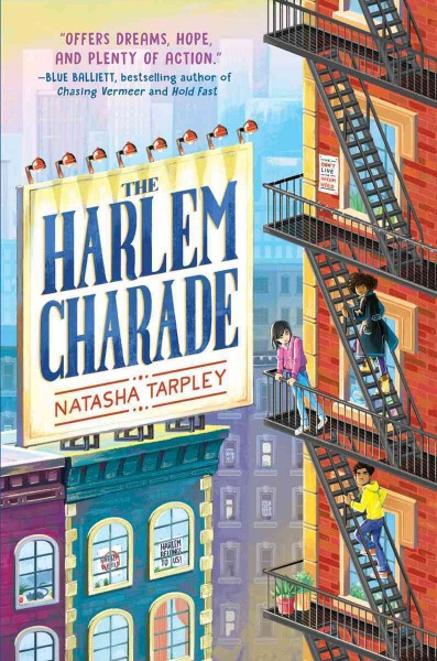 Cover of The Harlem Charade