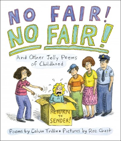Cover of No Fair! No Fair: and Other Jolly Poems of Childhood