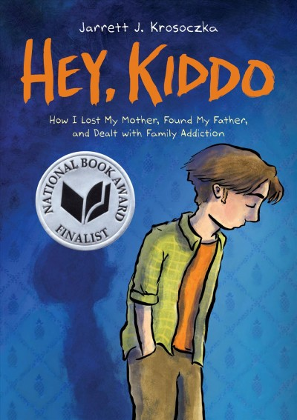 Cover of Hey, Kiddo