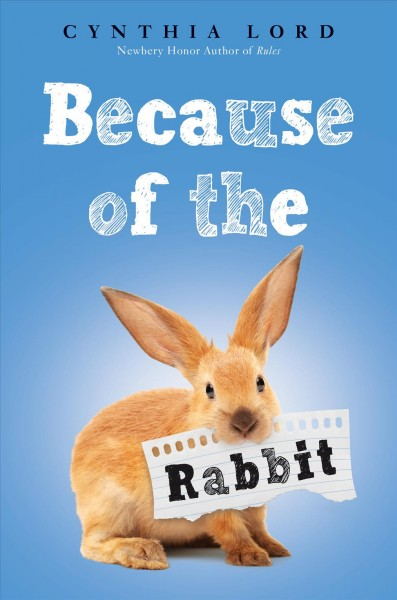 Cover of Because of the Rabbit