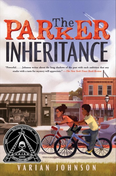 Cover of The Parker Inheritance