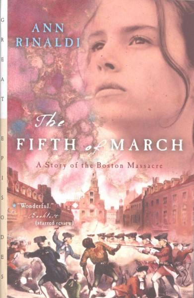 Cover of The Fifth of March