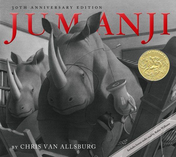 Cover of Jumanji
