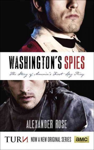 Cover of Washington's Spies: The Story of America's First Spy Ring