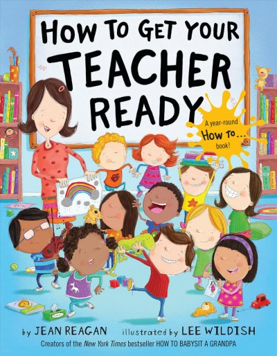 Cover of How to Get Your Teacher Ready