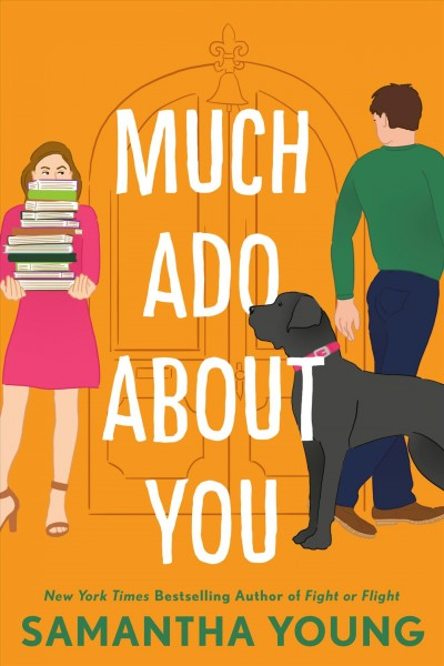 Cover of Much Ado About You