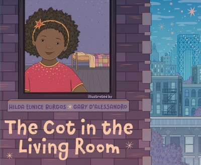 Cover of The Cot in the Living Room