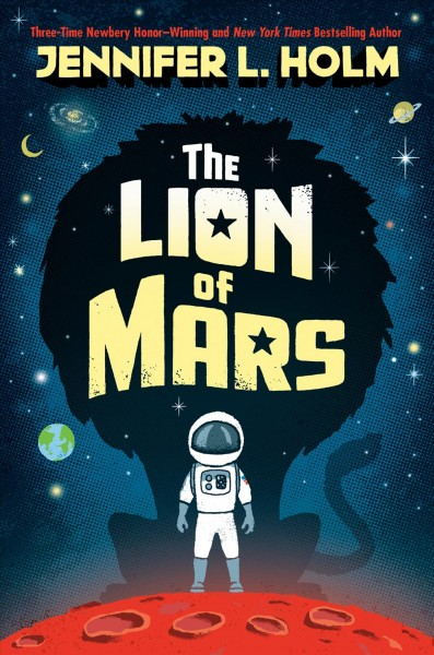 Cover of The Lion of Mars