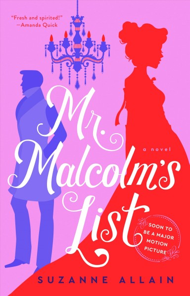 Cover of Mr. Malcolm's List