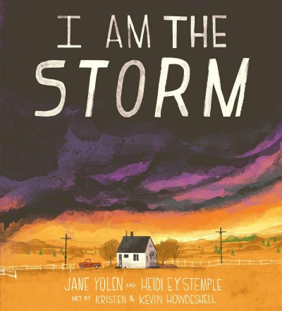 Cover of I Am the Storm
