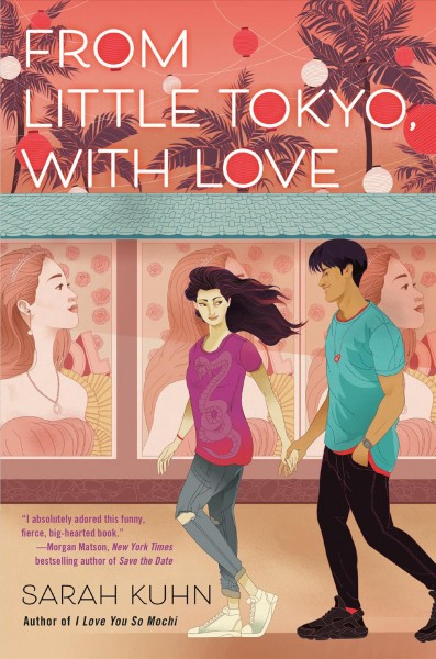Cover of From Little Tokyo, with Love