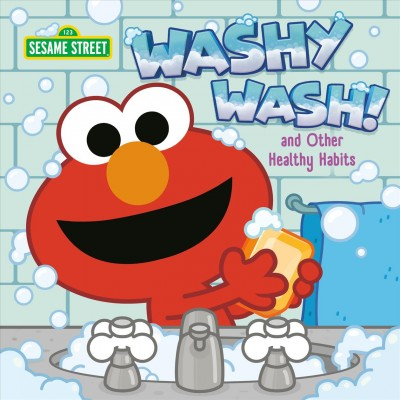 Cover of Washy Wash!