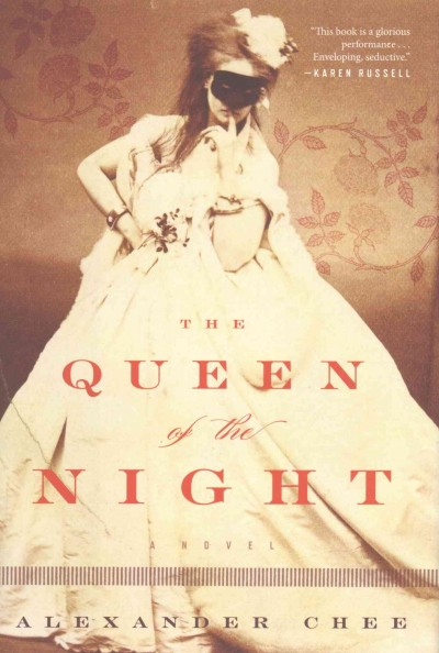 Cover of The Queen of the Night