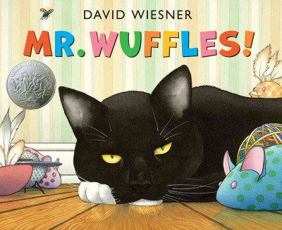 Cover of Mr. Wuffles