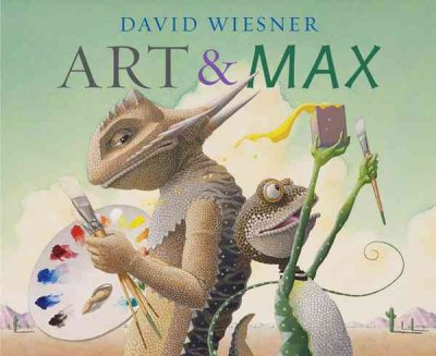 Cover of Art & Max