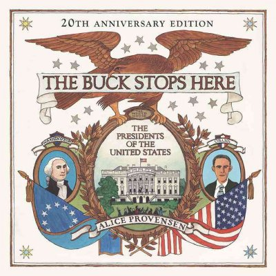 Cover of The Buck Stops Here: The Presidents of the United States