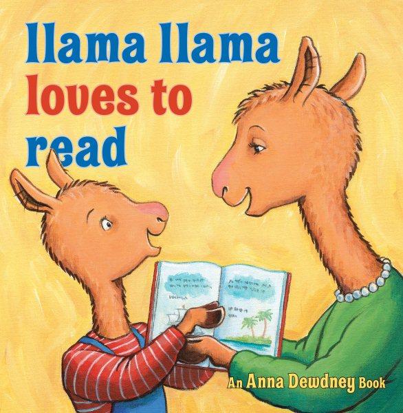 Cover of Llama, Llama Loves to Read