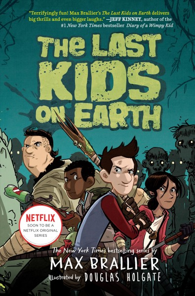 Cover of The Last Kids on Earth