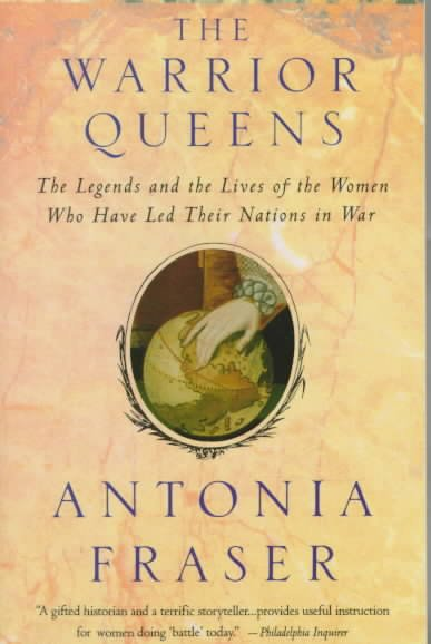 Cover of The Warrior Queens