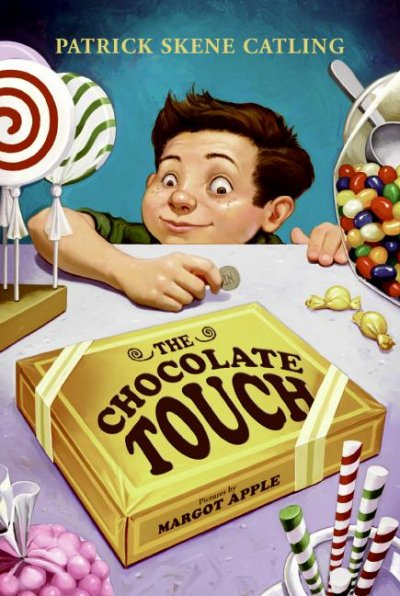 Cover of The Chocolate Touch