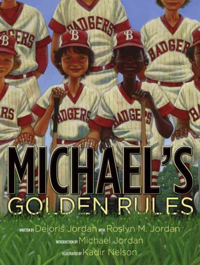 Cover of Michael's Golden Rules