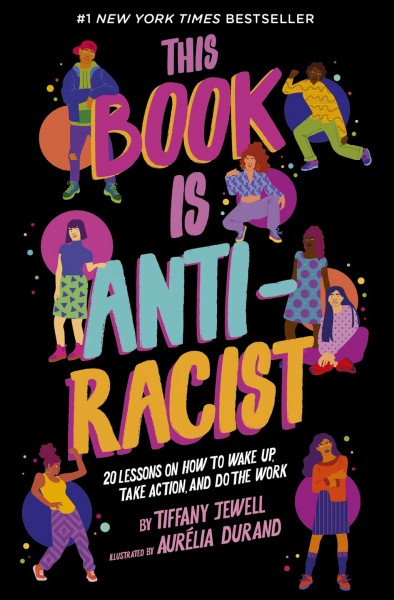 Cover of This Book is Anti-Racist