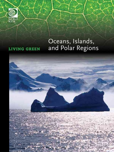 Cover of Oceans, Islands and Polar Regions