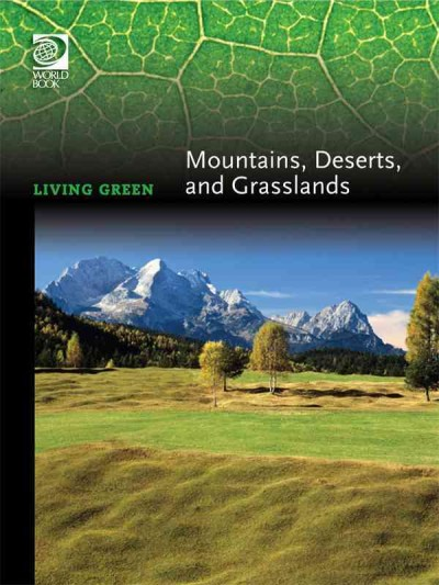 Cover of Mountains, Deserts and Grasslands