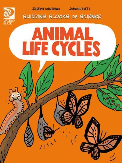 Cover of Animal Life Cycles