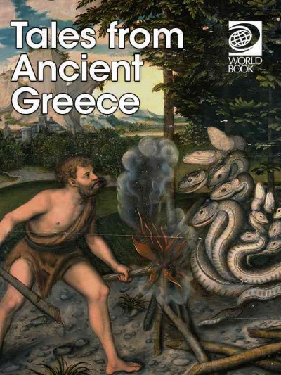 Cover of Myths and Legends of Ancient Greece