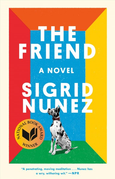 Cover of The Friend
