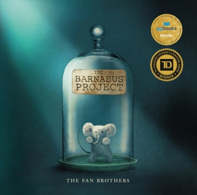 Cover of The Barnabus Project