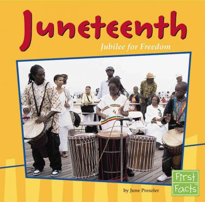 Cover of Juneteenth: Jubilee for Freedom