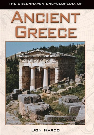 Cover of The Greenhaven Encyclopedia of Ancient Greece