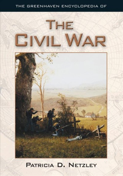 Cover of The Greenhaven Encyclopedia of the Civil War