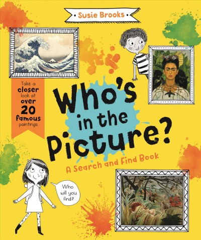 Cover of Who's in the Picture?