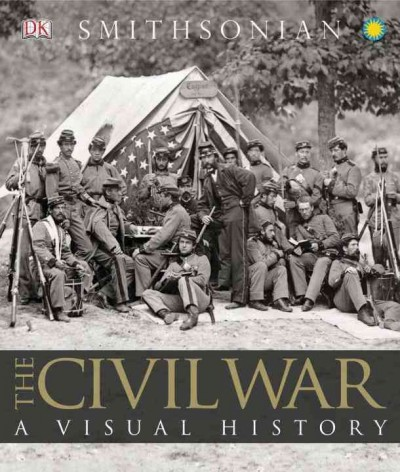 Cover of The Civil War: A Visual History