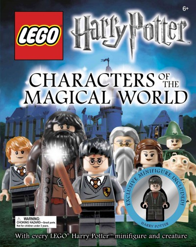 Cover of LEGO Harry Potter, Characters of the Magical World