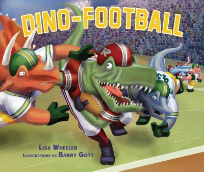 Cover of Dino-Football
