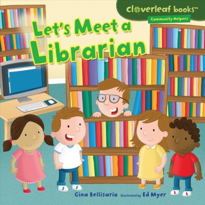 Cover of Let's Meet a Librarian