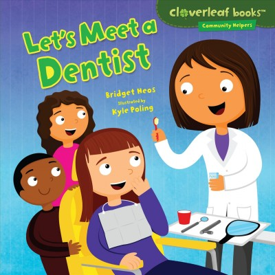 Cover of Let's Meet a Dentist