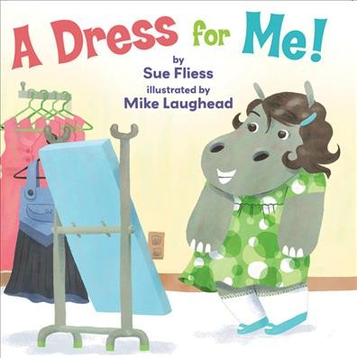 Cover of A dress for me!