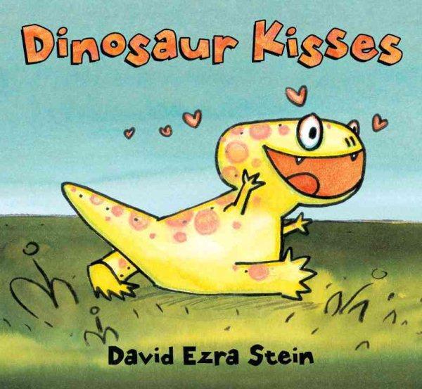 Cover of Dinosaur Kisses