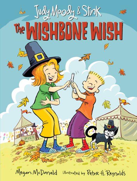 Cover of The Wishbone Wish