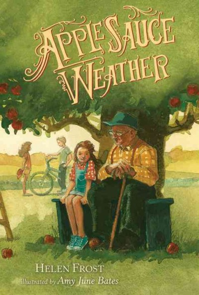 Cover of Applesauce Weather