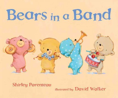 Cover of Bears in a Band