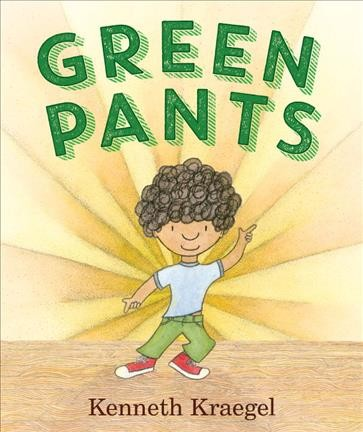 Cover of Green pants