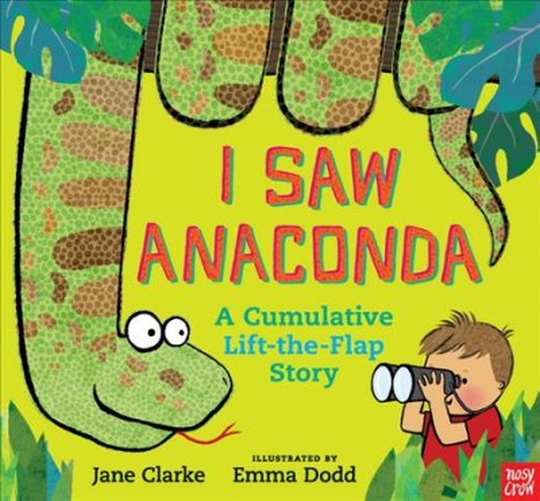 Cover of I Saw Anaconda