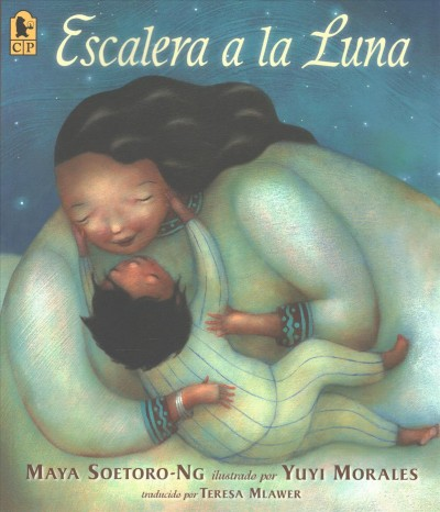 Cover of Escalera a la Luna